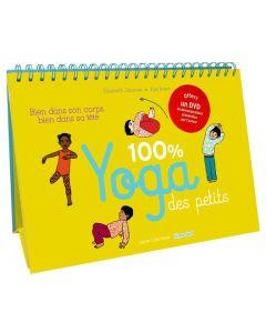 Documentaire - 100% Yoga des petits - E. Jouanne