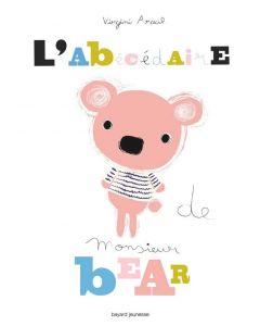 Livre - L'abécédaire de Monsieur Bear - V. Aracil