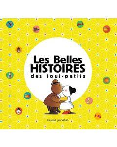 Coffret de 5 livres - Les Belles Histoires des tout-petits