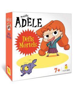 Jeu - Mortelle Adèle - Défis mortels
