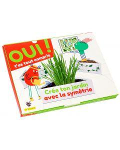 Box maths - Symétrie et jardin à la française !