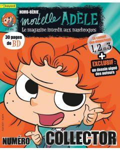 Magazine - Mortelle Adèle, le collector !