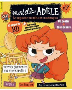 Magazine - Mortelle Adèle, le n°7 !