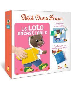 Jeu - Petit Ours Brun - Le loto