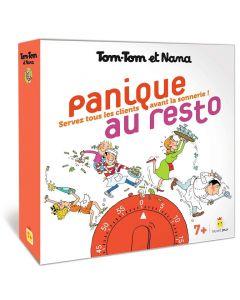 Jeu - Tom-Tom et Nana - Panique au resto !