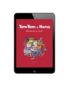 Sélection BD numérique Tom-Tom et Nana, tome 19 à 24
