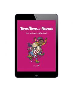 Sélection BD numérique Tom-Tom et Nana, tome 25 à 30