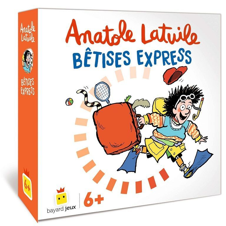 Jeu Anatole Latuile<br></noscript>Bêtises express