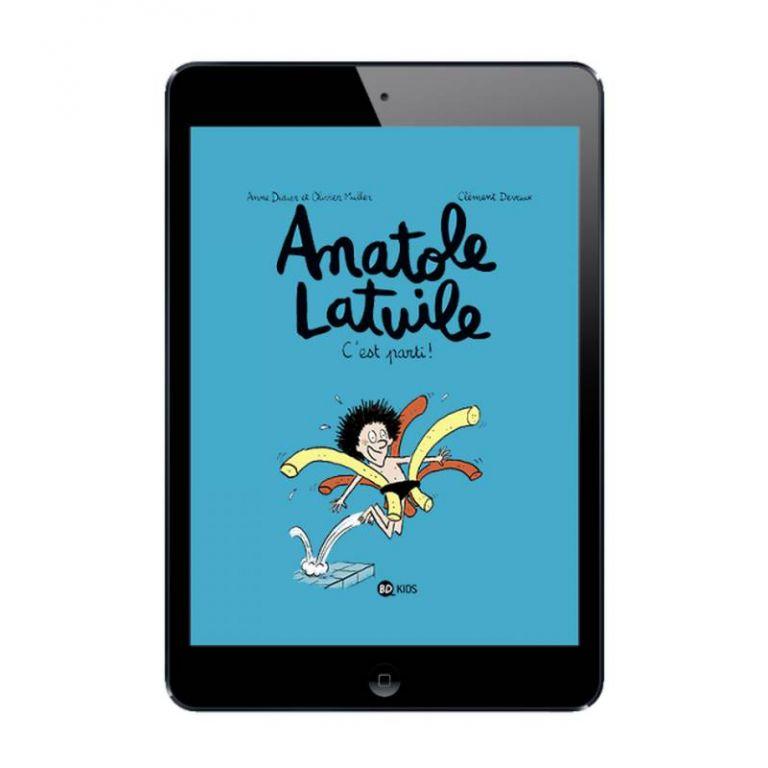 Sélection BD numérique Anatole Latuile