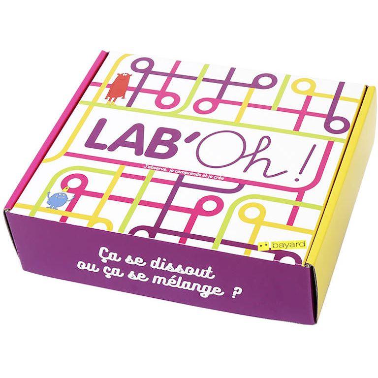 Box sciences - Chimie - Ça se dissout ou ça se mélange?