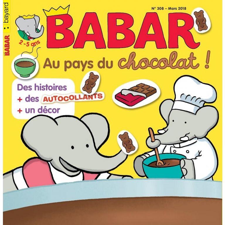 Abonnement au magazine Babar