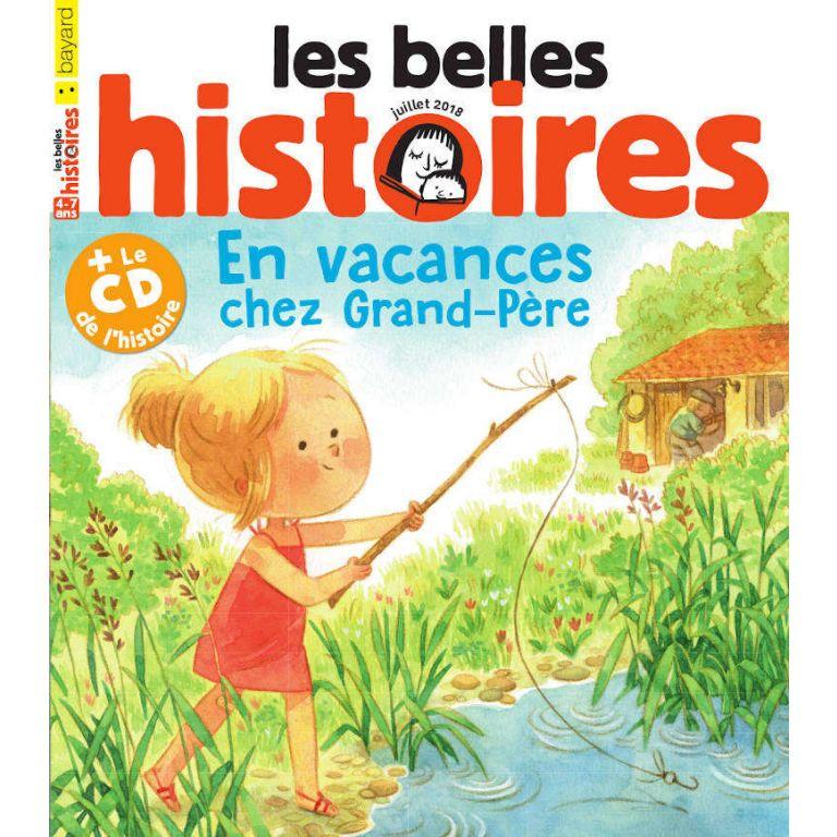 Les Belles Histoires (revue) | Frappat, Bruno. Éditeur scientifique