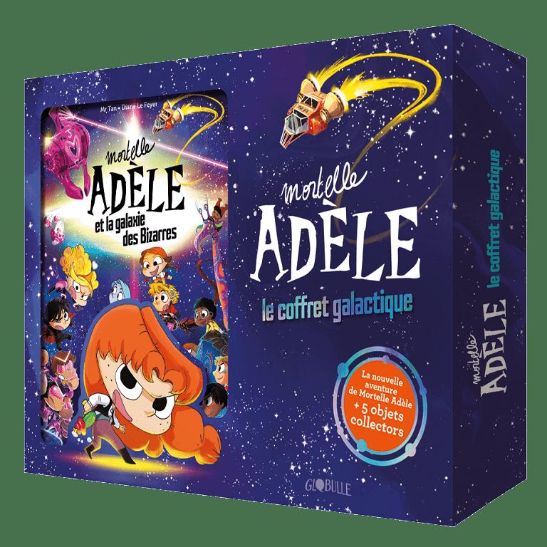 Coffret collector Mortelle Adèle