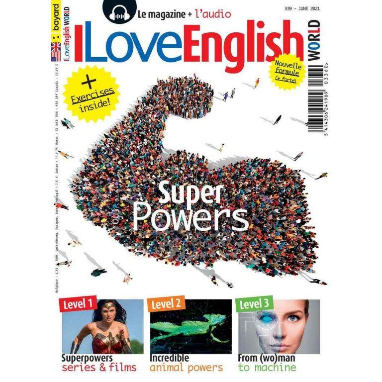 I Love English World