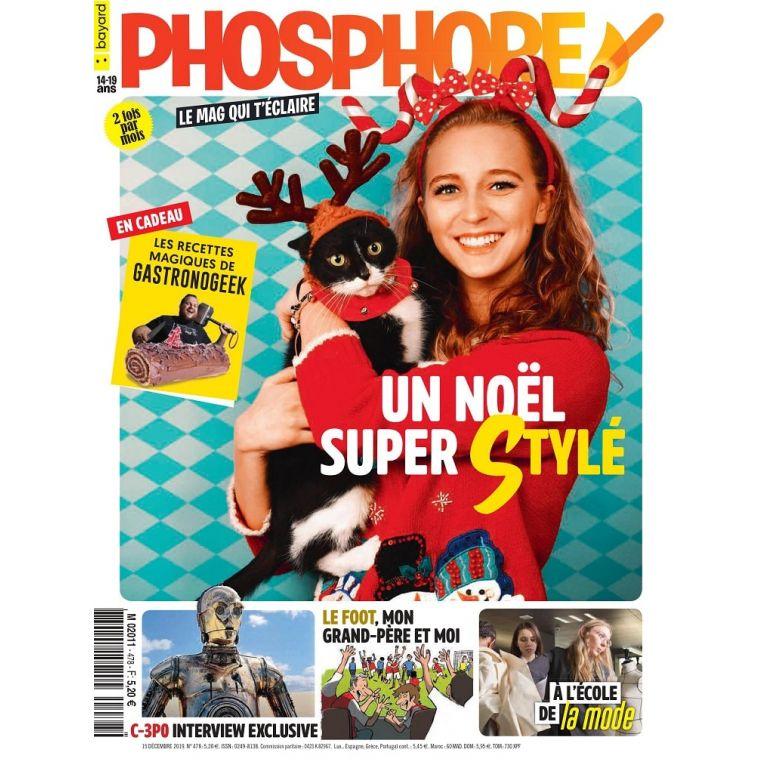 Phosphore - 2 numéros par mois