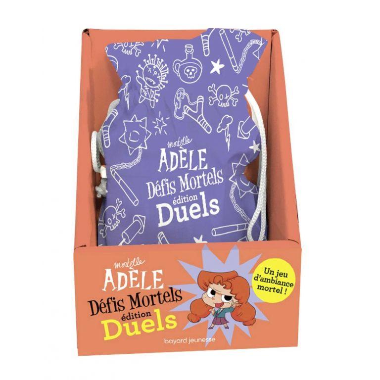 Jeu - Mortelle Adèle - Défis mortels édition duels