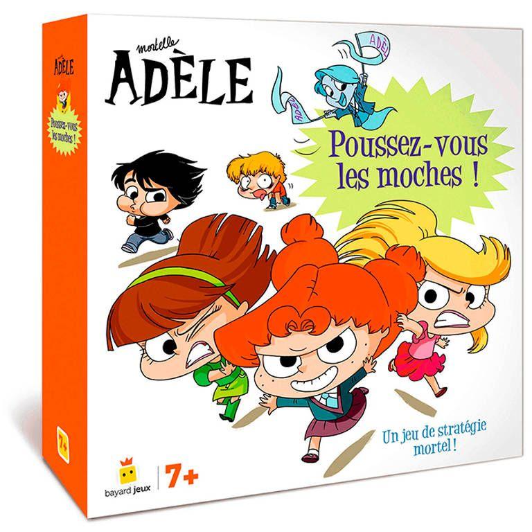 Jeu Mortelle Adèle<br></noscript>Poussez-vous les moches!