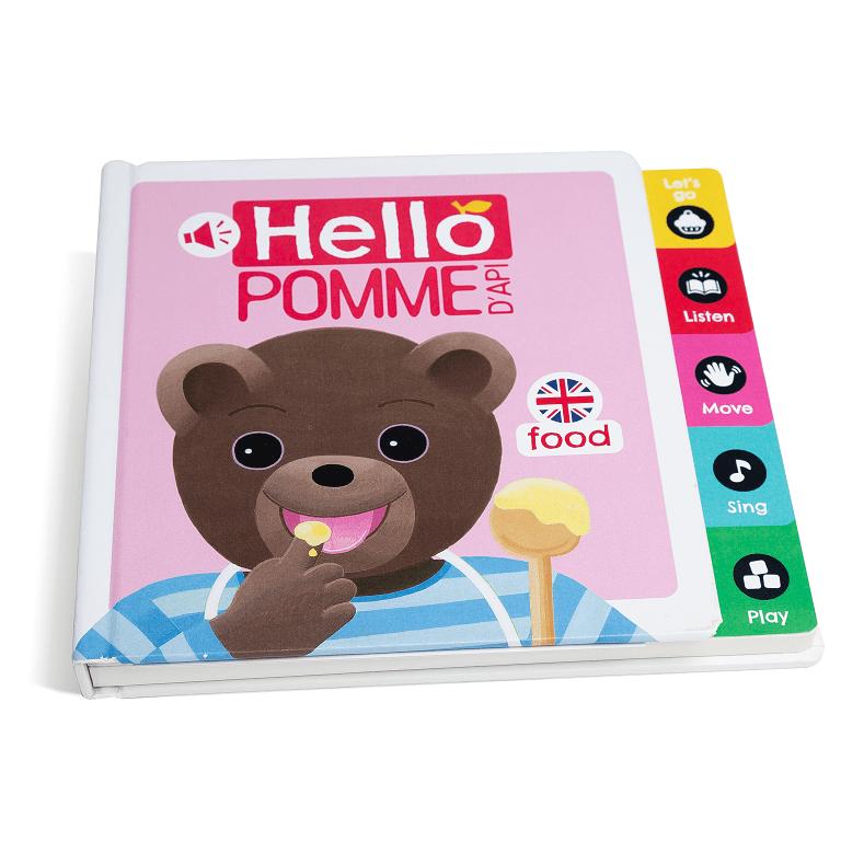 Hello Pomme d'Api - Food