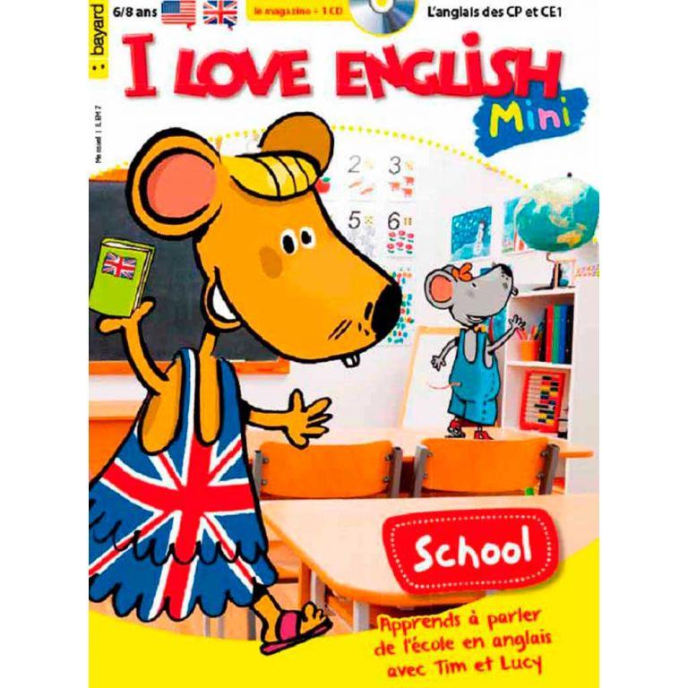 I Love English Mini