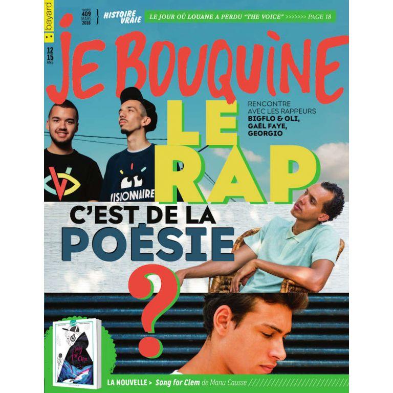 Abonnement au magazine Je Bouquine