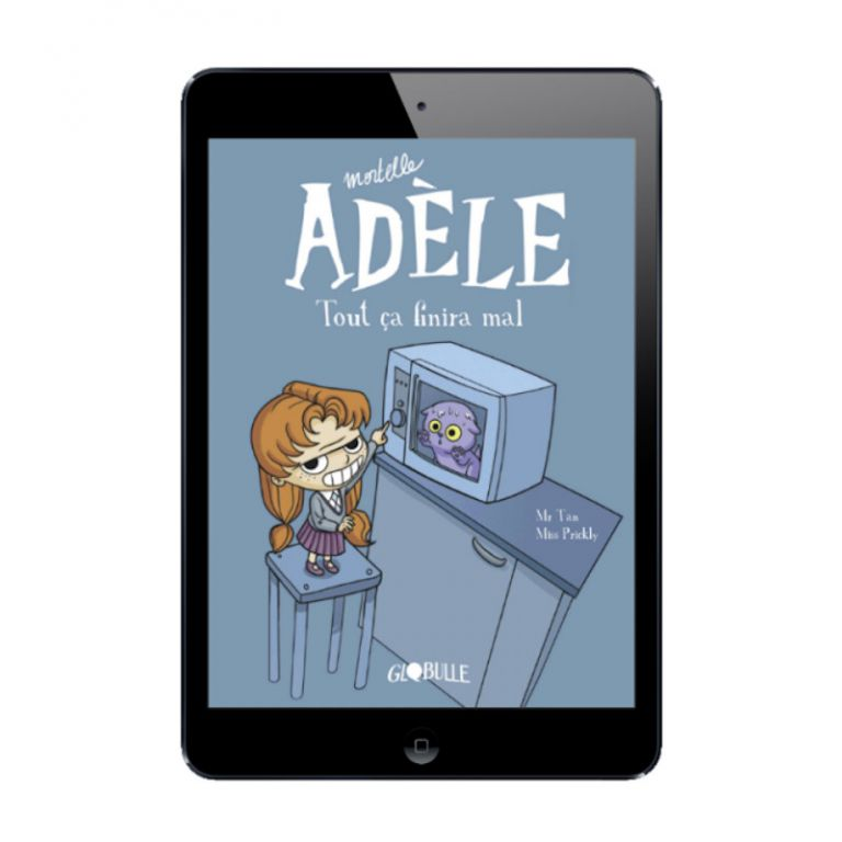 Sélection BD numériques de Mortelle Adèle