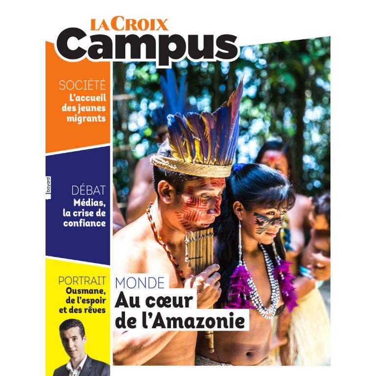 Abonnement au magazine La Croix Campus