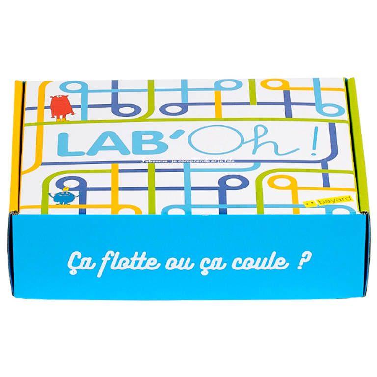 Box sciences - Physique - Ça flotte ou ça coule ?