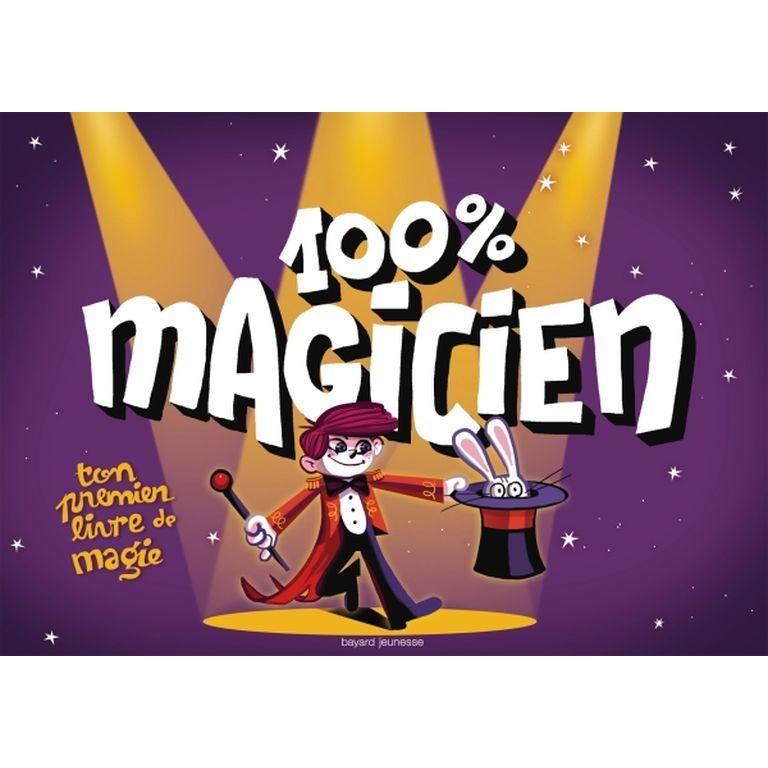 Documentaire - 100% Magicien - B. Muscat S. Mossière