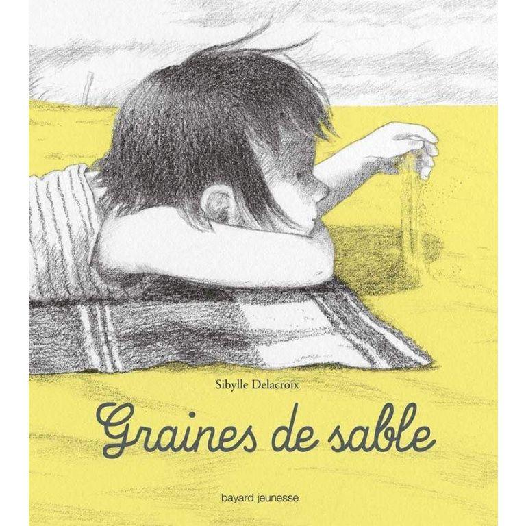 Livre - Graines de sable - S. Delacroix
