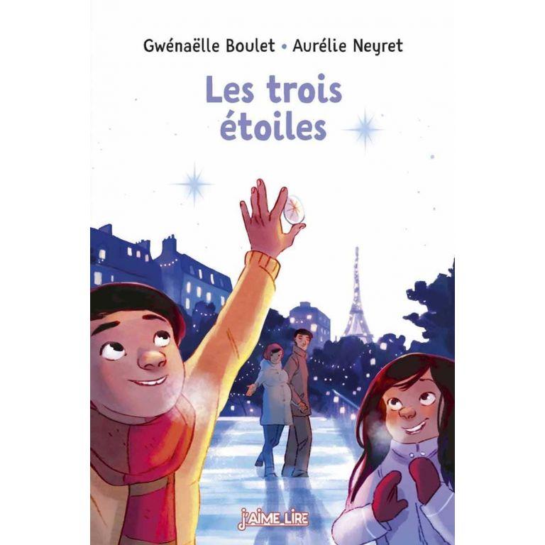Roman - Les trois étoiles - G. Boulet