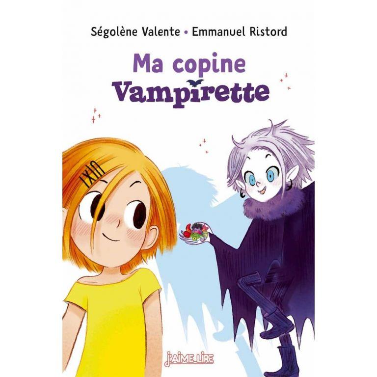 Livre - Vampirette - Tome 2 - Ma copine Vampirette - S. Valente