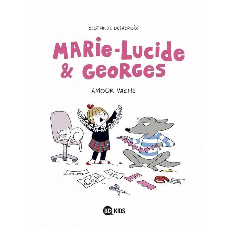 BD - Marie-Lucide et Georges - Tome 1 - C. Delacroix