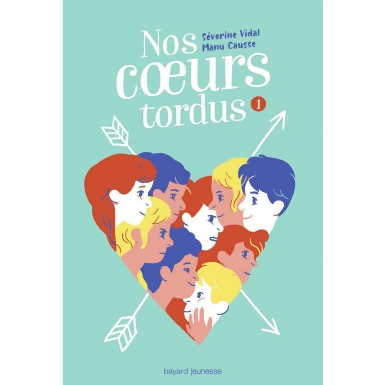 Roman - Nos coeurs tordus - S. Vidal M. Causse