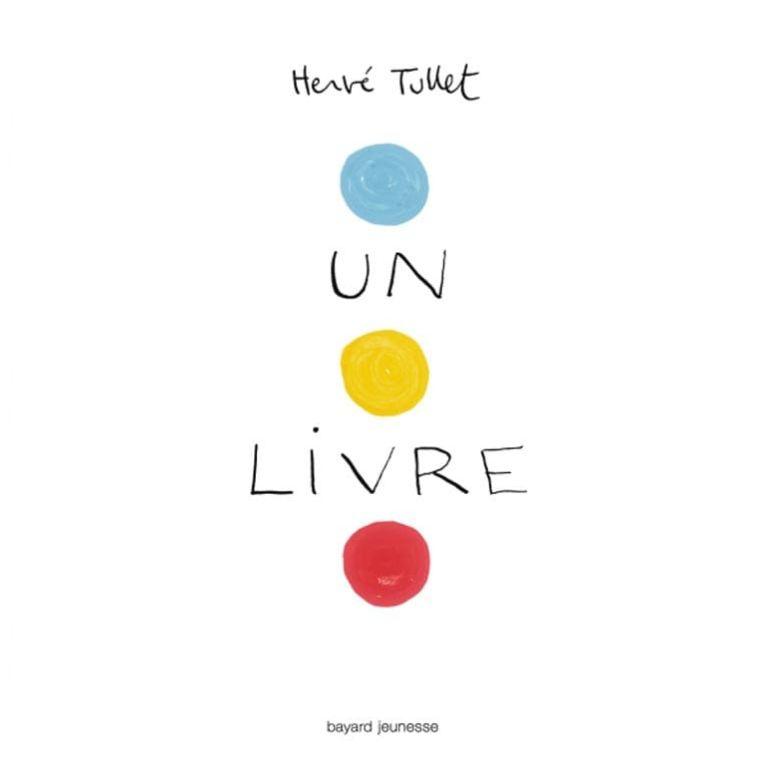 Livre - Un livre - Hervé Tullet