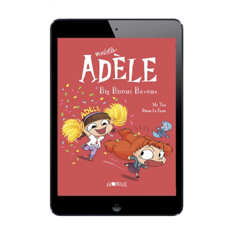 Sélection BD numérique Mortelle Adèle, tome 13 à 16
