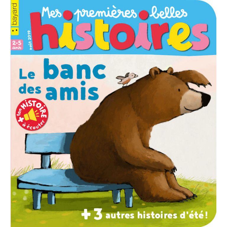 Abonnement au magazine Mes premières Belles Histoires