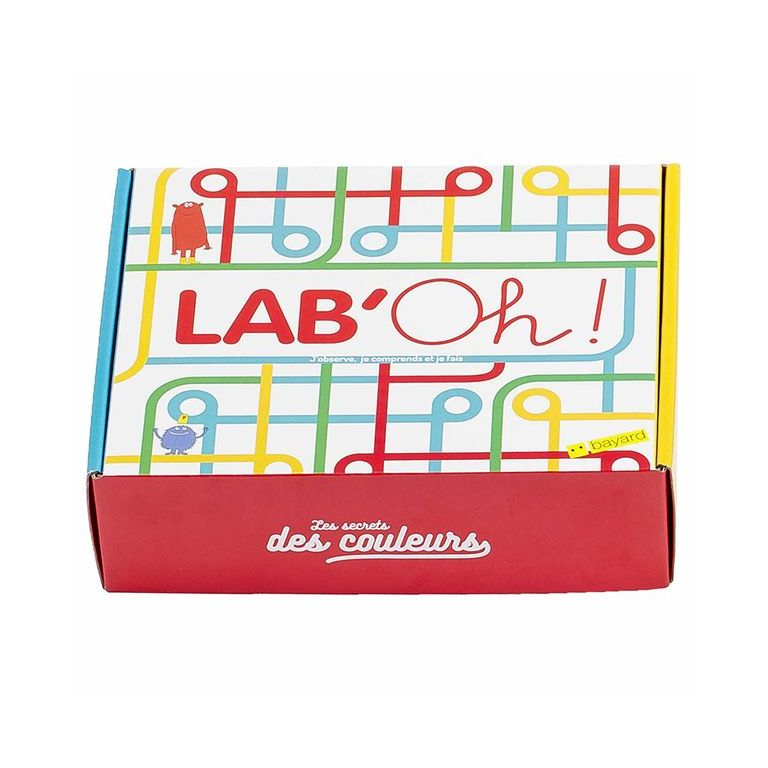Coffretd'activités Lab'Oh!