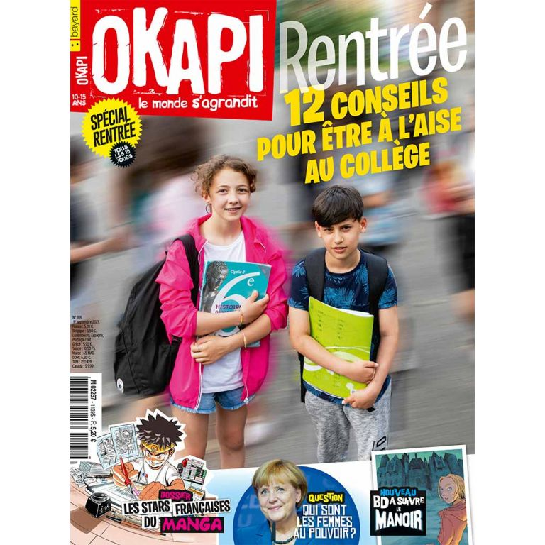 Okapi - 2 numéros par mois