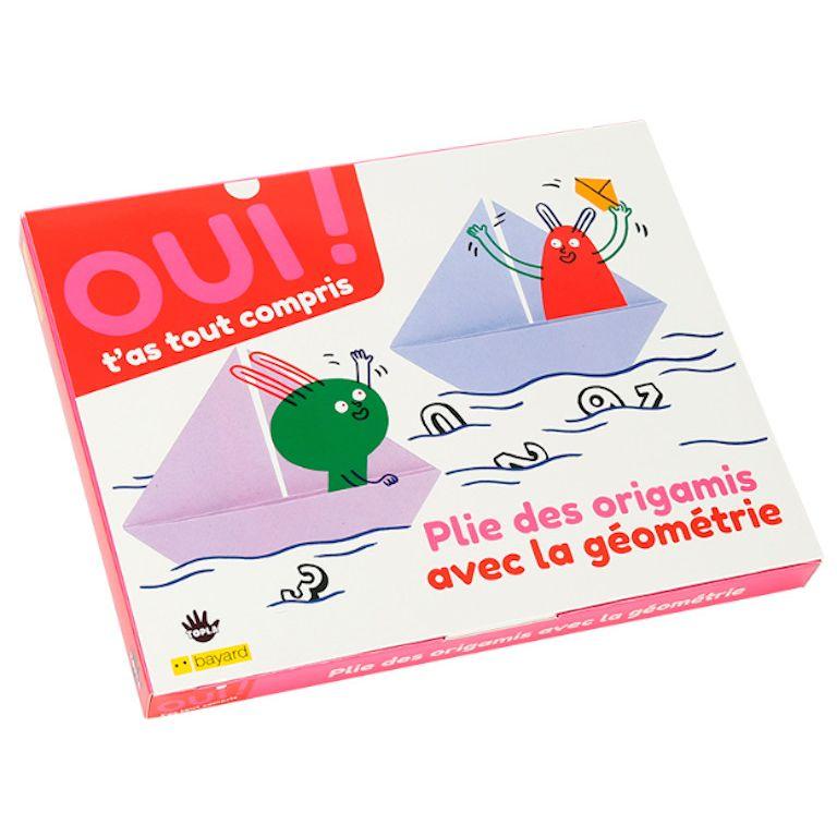 Box maths - Géométrie - Origamis