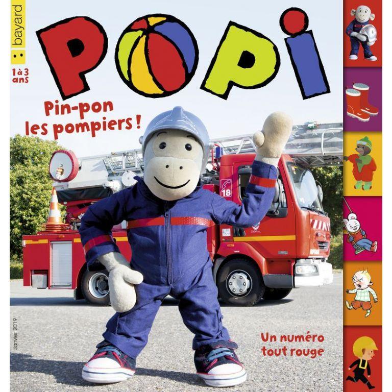 Abonnement au magazine Popi