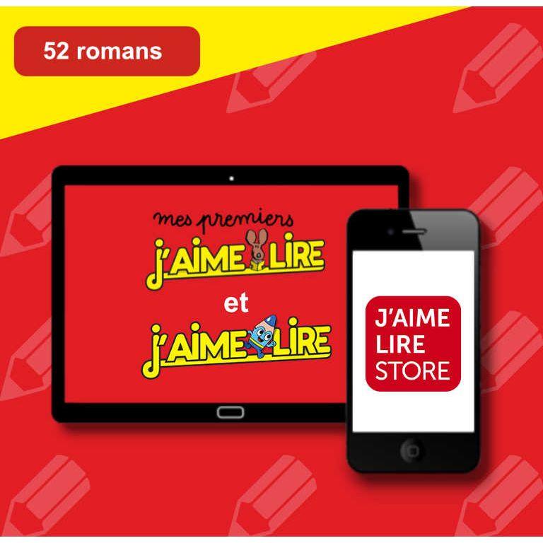 Abonnement Bibliothèque numérique Jeune lecteur