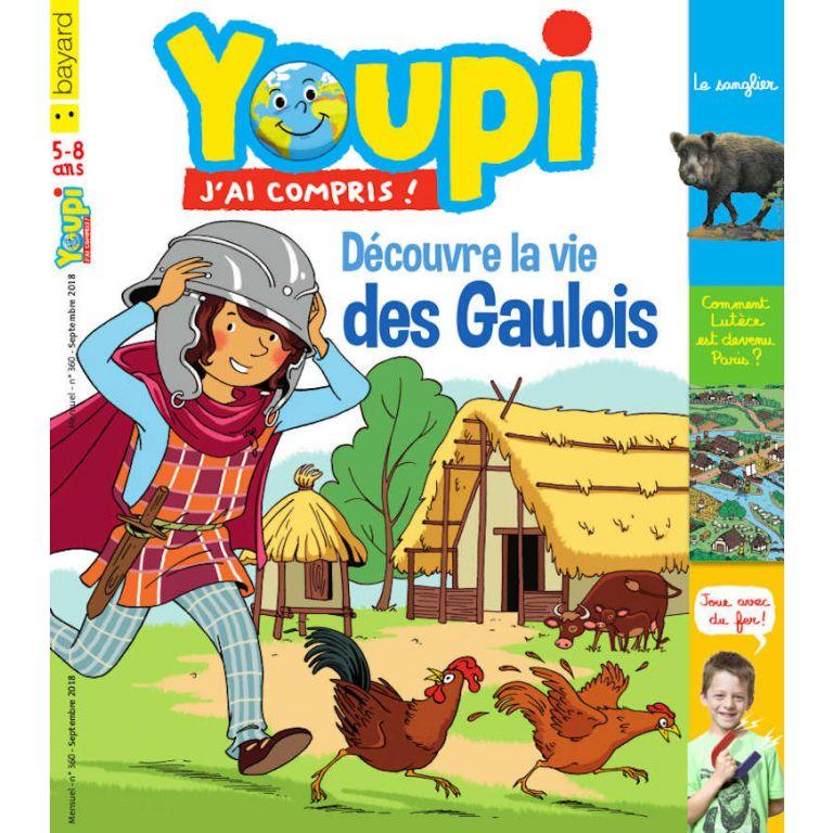 Abonnement au magazine Youpi